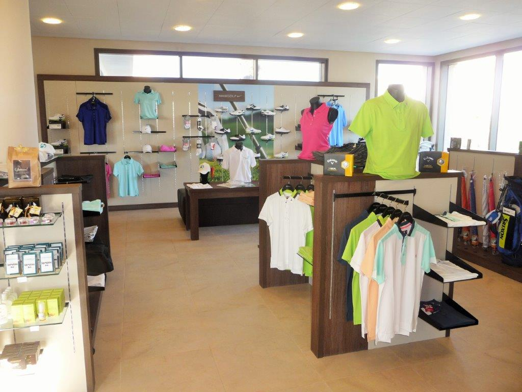 Tazegzout Golf Shop by Millerbrown